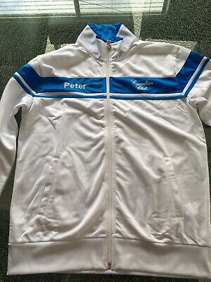 Canadian Club Sport Jacket With Personalised Names.