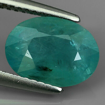 2.14 Ct World Rare Greenish Blue Natural Grandidierite Oval Cut Loose Gemstone