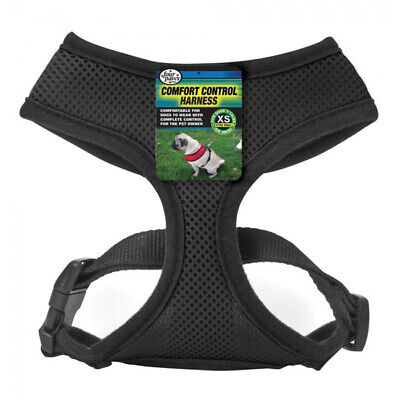 FOUR PAWS - Comfort Control Harness Small Black - 1 Harness