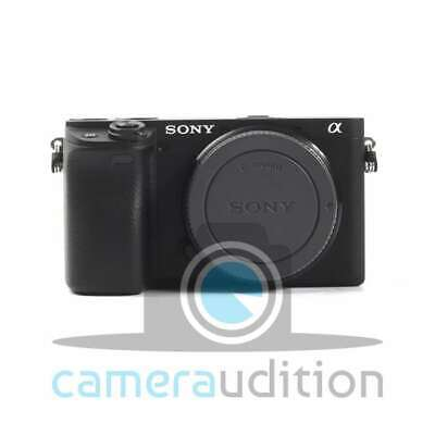 Genuino Sony Alpha a6400 Mirrorless Digital Camera (Body Only)