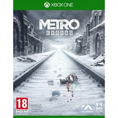 METRO EXODUS - XBOX ONE | Digital