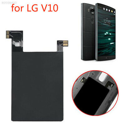 27AA Wireless Battery Power Charging Receiver NFC Chip For LG Mobilephone Black
