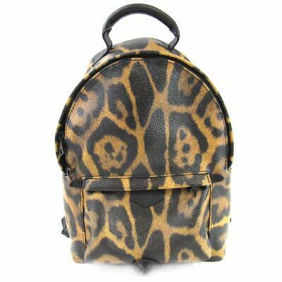 a3db63a8acdb LOUIS VUITTON Palm Springs Backpack PM Rucksack M52020 Leather canvas Used
