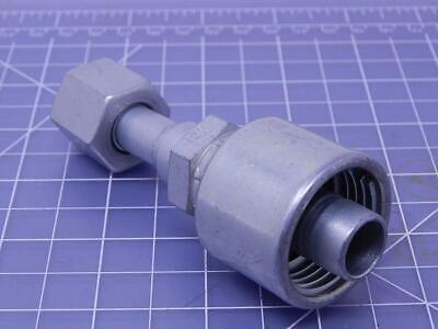Gates 10G-8FJX, G25171-1008 Hydraulic Hose Fitting T106843