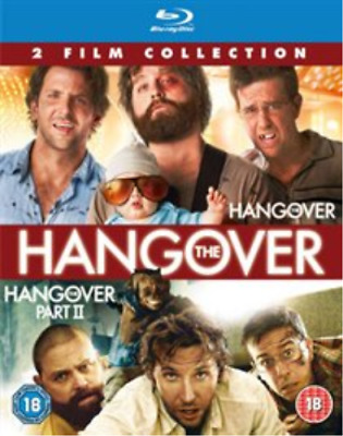 Liam Neeson, Juliette Lewis-Hangover/The Hangover: Part  (UK IMPORT) Blu-ray NEW