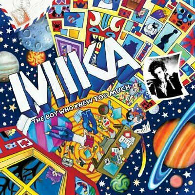 Mika-The Boy Who Knew Too Much (UK IMPORT) CD NEW