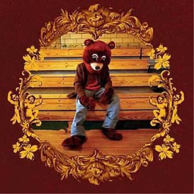 Kanye West-College Dropout, the [explicit] (UK IMPORT) CD NEW