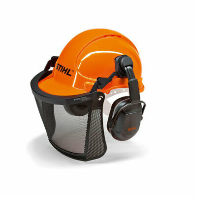 Stihl Function Basic Aero Light Helmet W/ Ear Protectors And Visor - 00008880803