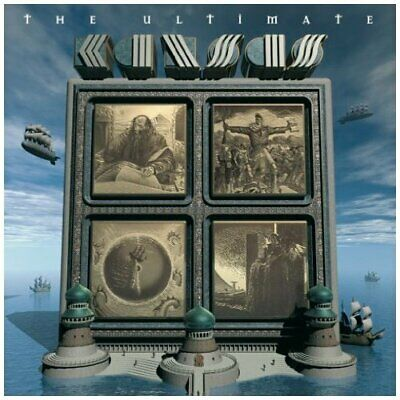 Kansas-The Ultimate Collection (UK IMPORT) CD NEW