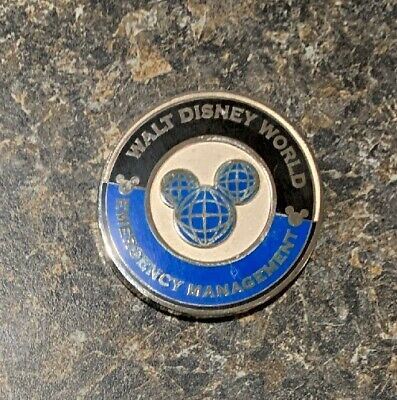 Disney World Challenge Coin