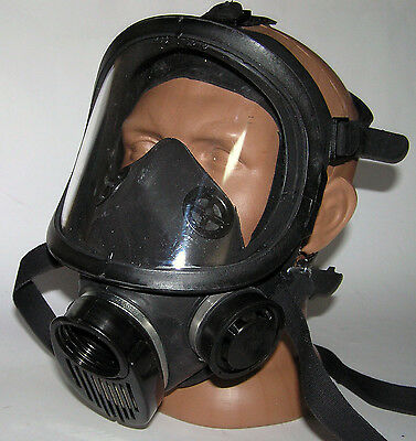 Russian GENUINE PPM-88 New full face gas mask + GP5 Filter, PPM 88 gasmask PPM88