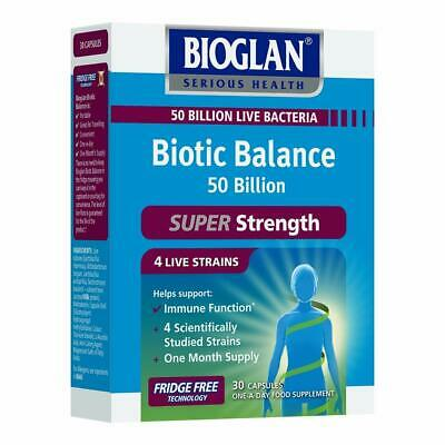 Bioglan Biotic Balance 50 Billion Capsules 30s