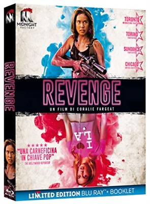 Revenge (Blu-Ray+Booklet) - (Italian Import) (UK IMPORT) BLU-RAY NEW
