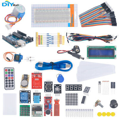 diymall uno r3 starter learning kit for arduino beginner kits leddiymall starter rfid learning kit for arduino beginner from knowing to utilizing