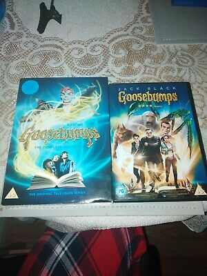 Goosebumps The Complete Collection Dvds