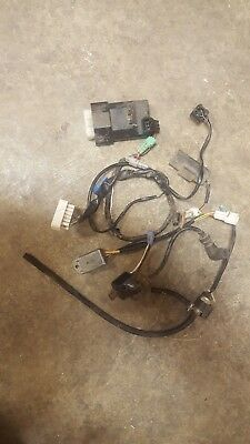 99 rm250 electrical system