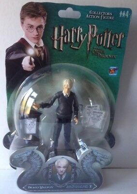 Popco HARRY POTTER Action Figure of DRACO MALFOY from The Order Of Phoenix