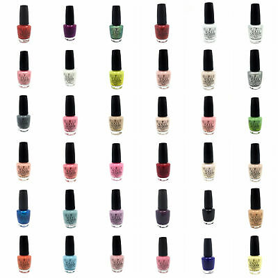OPI Nail Polish - OPEN STOCK - YOUR CHOICE - Full Size Lacquer Series B