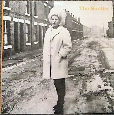 "The Smiths . Heaven Knows I'm Miserable Now . 12"" Single Vinyl Record . RTT 156"