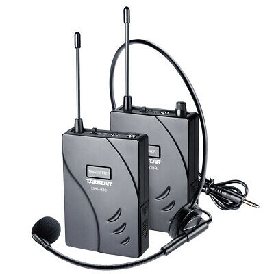 Hot Wireless Acoustic Tour Guide Transmission System 50m Effective Range Z1T3