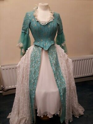 Pantomime theatre ,stage tudor style dress