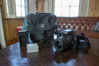 Canon Rebel T2i / EOS 18-55MM, 2 Batteries, Case - Great Condition!
