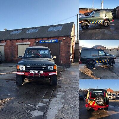 land rover discoery 300tdi commercial