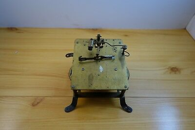 Clock Movement For Spares Or Repairs