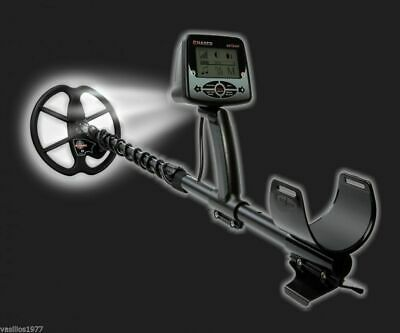 "New! Detech Chaser Gold & Metal detector with 12x10"" SEF Pro coil"