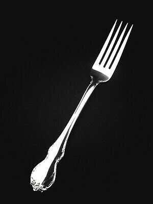 """🍴 Towle French Provincial Sterling Silver Dinner or Luncheon Fork - 7 1/8"""" 👍"""