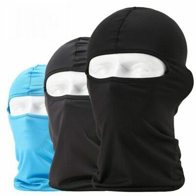 Comfortable Lycra Balaclava Headwear Face Mask Helmet Inner Cap Winter Ski