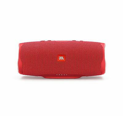JBL Charge 4 Red Portable Bluetooth Speaker