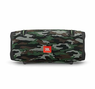 JBL Xtreme 2 Camouflage Waterproof Portable Bluetooth Speaker