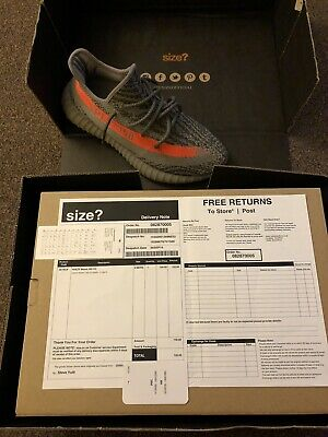 09d7c3b6 Adidas Yeezy Boost 350 V2 Beluga 1.0 OG 100% Authentic Size UK 9. Yeezy
