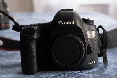 Canon EOS 5D Mark III good condition body + battery, charger, cards