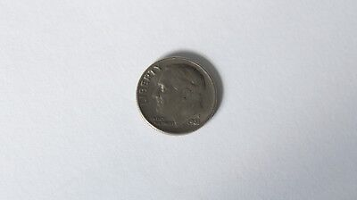 1981 US Roosevelt One Dime Coin