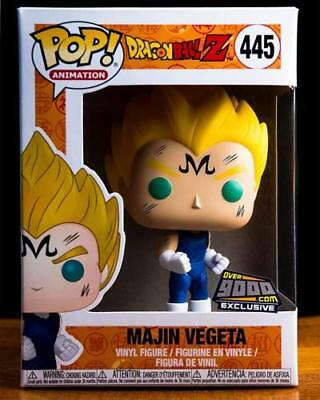 Funko POP! Animation - Dragon Ball Z Majin Vegeta #445 LIMITED QTY ONLY