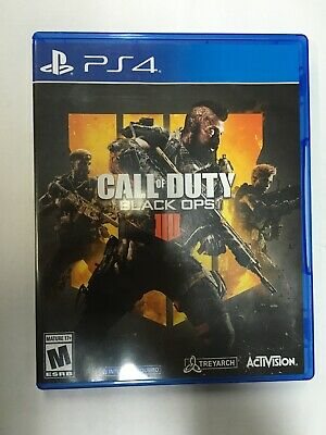 Call of Duty: Black Ops 4 (Sony PlayStation 4 New