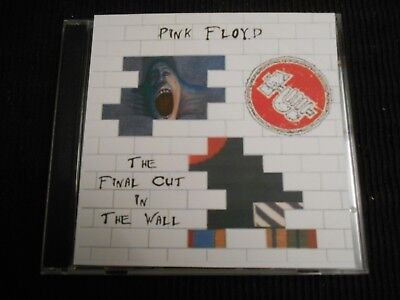 Pink Floyd The Final Cut In The Wall 2 Cd-R's Zolcaro Unofficial Mixes