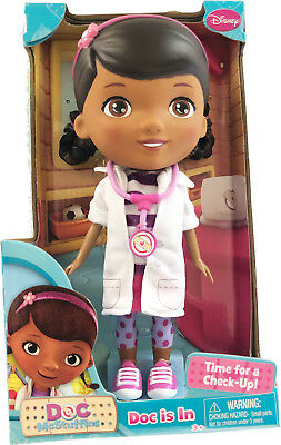 Doc McStuffins - Doc Is In Doll (height 23cm) - New