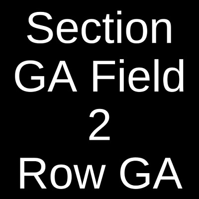 2 Tickets Gary Clark Jr. 8/9/19 Surly Brewing Co. Minneapolis, MN