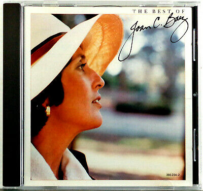 Joan Baez - The Best Of Joan C Baez (1977) A&M CD Album Ex/M