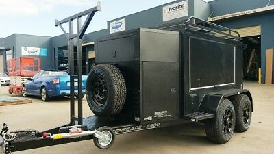 Tradesman Trailer NEW 8x5  Renegade X Trak