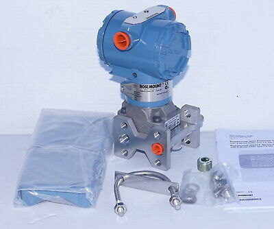 Rosemount 3051-CD4A02A1AB9H2L4 Differential Pressure Transmitter -300/+300psi