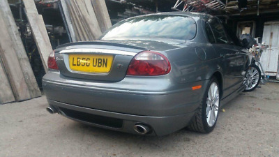 jaguar s type 2006