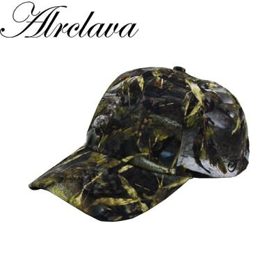 Hunting Fishing Leisure Hat Camouflage  Baseball Cap For Men And Women Hunting