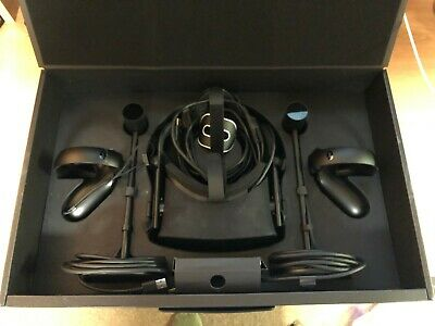 Oculus Rift + Touch Virtual Reality System with Controller 3010009501