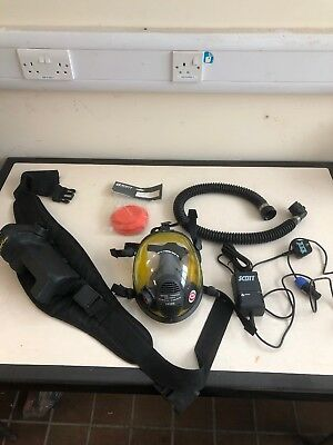 scott vision Pro Flow Pack And Charger Filter Caps M/l Full Face Mask