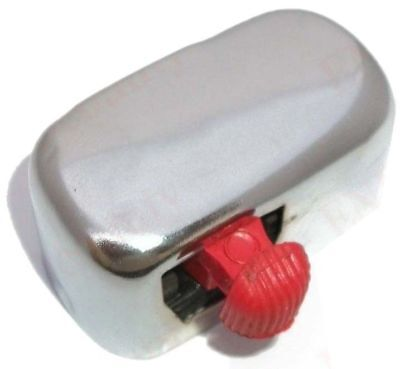 New Vespa Trafficator Blinker Indicator Signal Switch 12 Volt Chrome Plated CDN