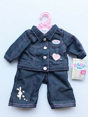 BABY Born - Doll Clothes - Brand New